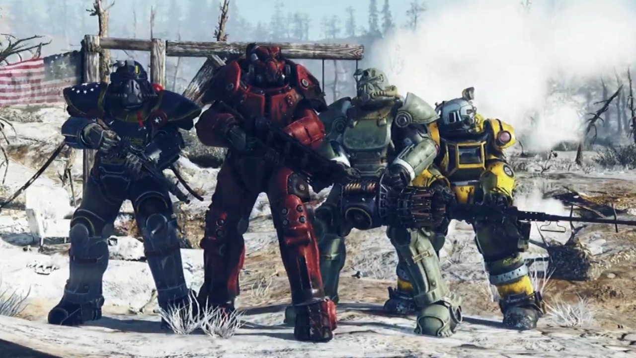 Yes, Fallout 76 is an MMO but here's why it could be the one for you