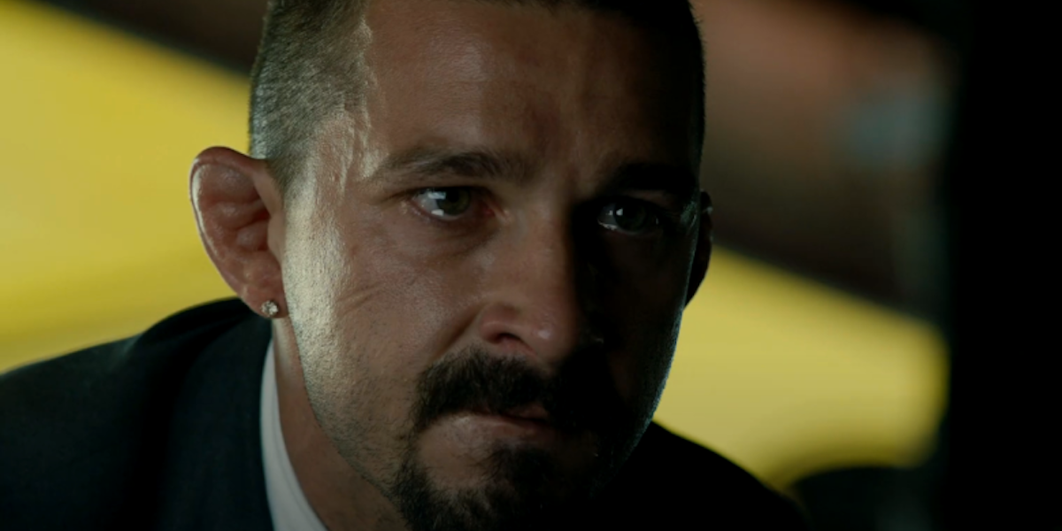 Shia LaBeouf in David Ayer's The Tax Collector