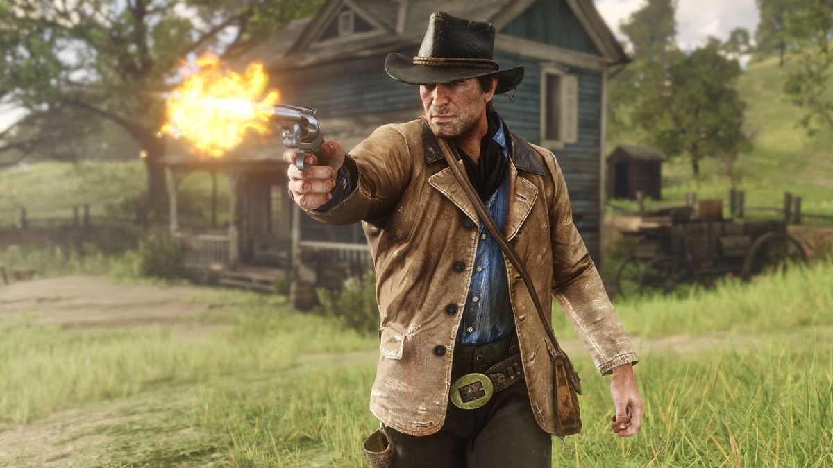 Red Dead Redemption 2 Bounty and Wanted Level - how they work, and how to escape from the Law