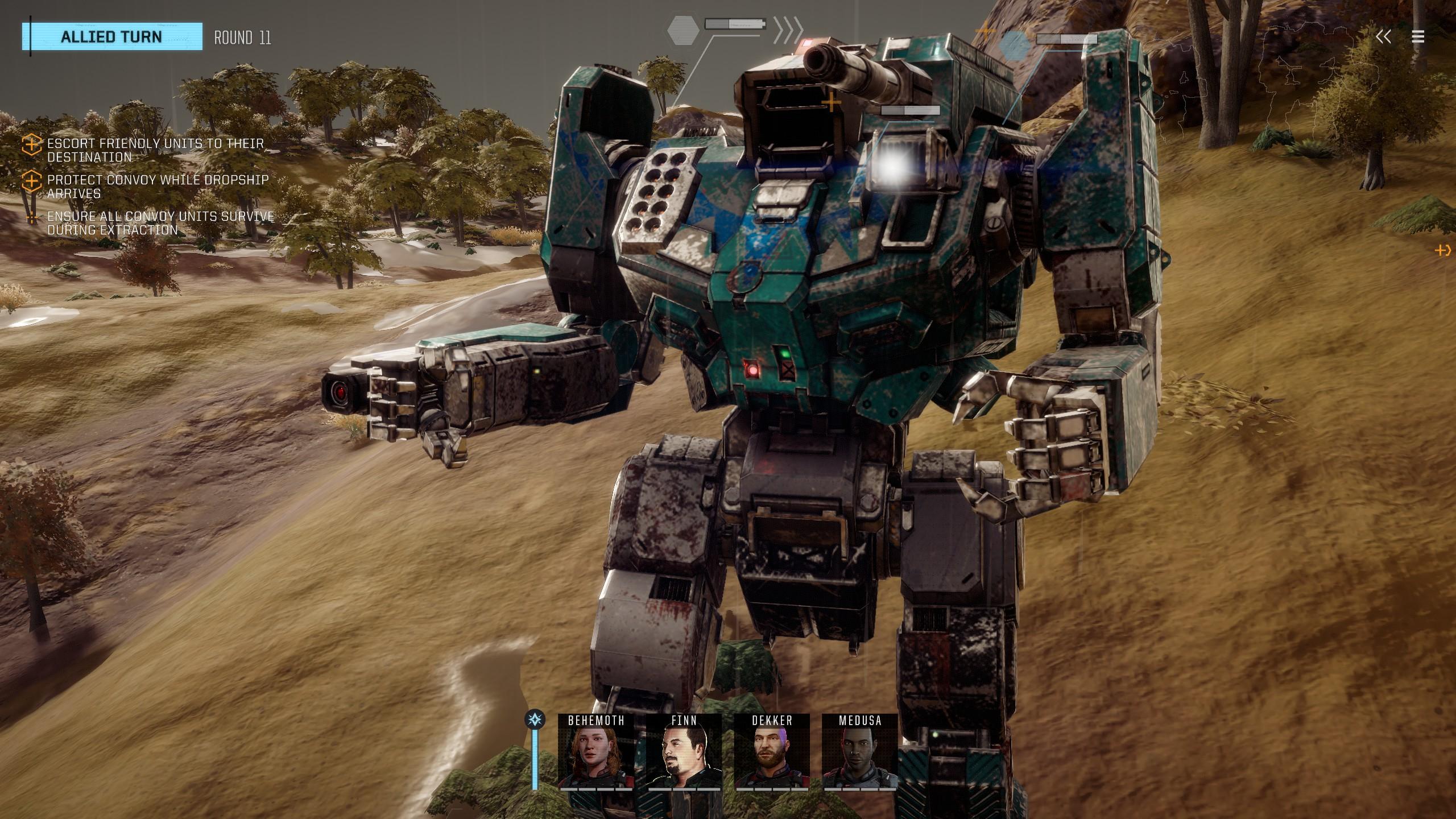BattleTech review | PC Gamer
