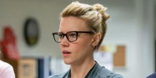 Kate McKinnon in the drama _Bombshell._