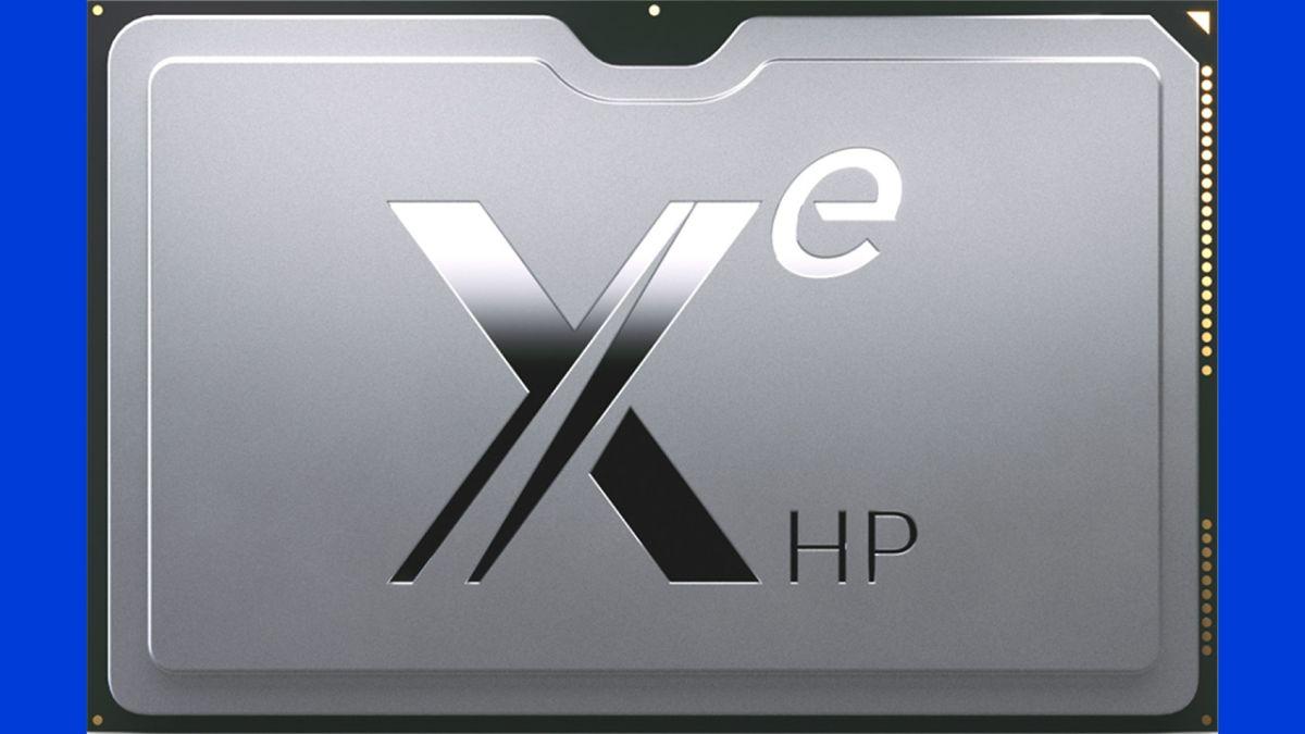 Intel's Xe-HP 'Arctic Sound' GPU Pictured: Up to 960 EUs & 32GB HBM2E