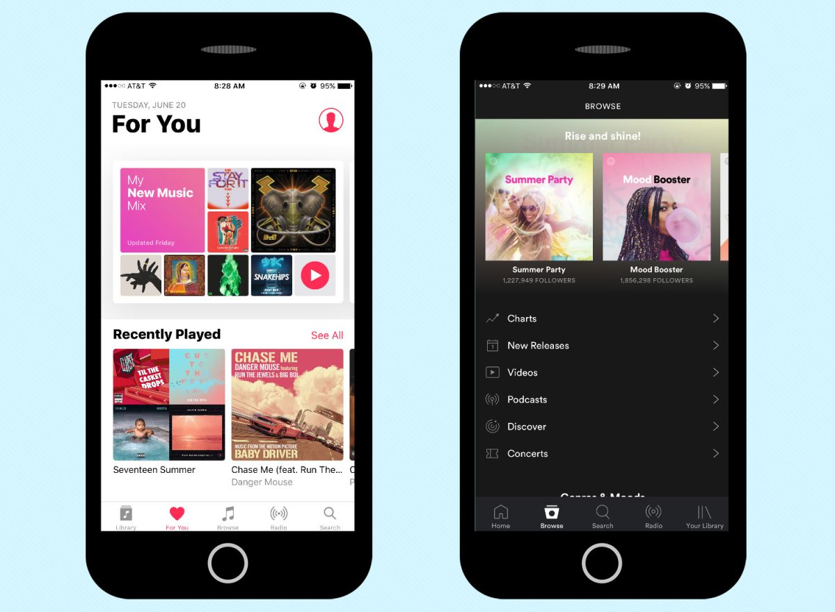 Apple Music vs Spotify: Which Is the Best Music Service