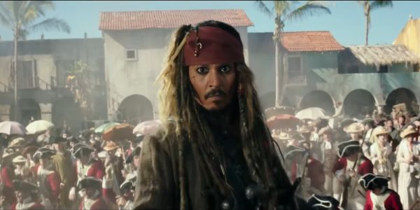 'Pirates of the Caribbean: Dead Men Tell No Tales' Jack Sparrow Trailer