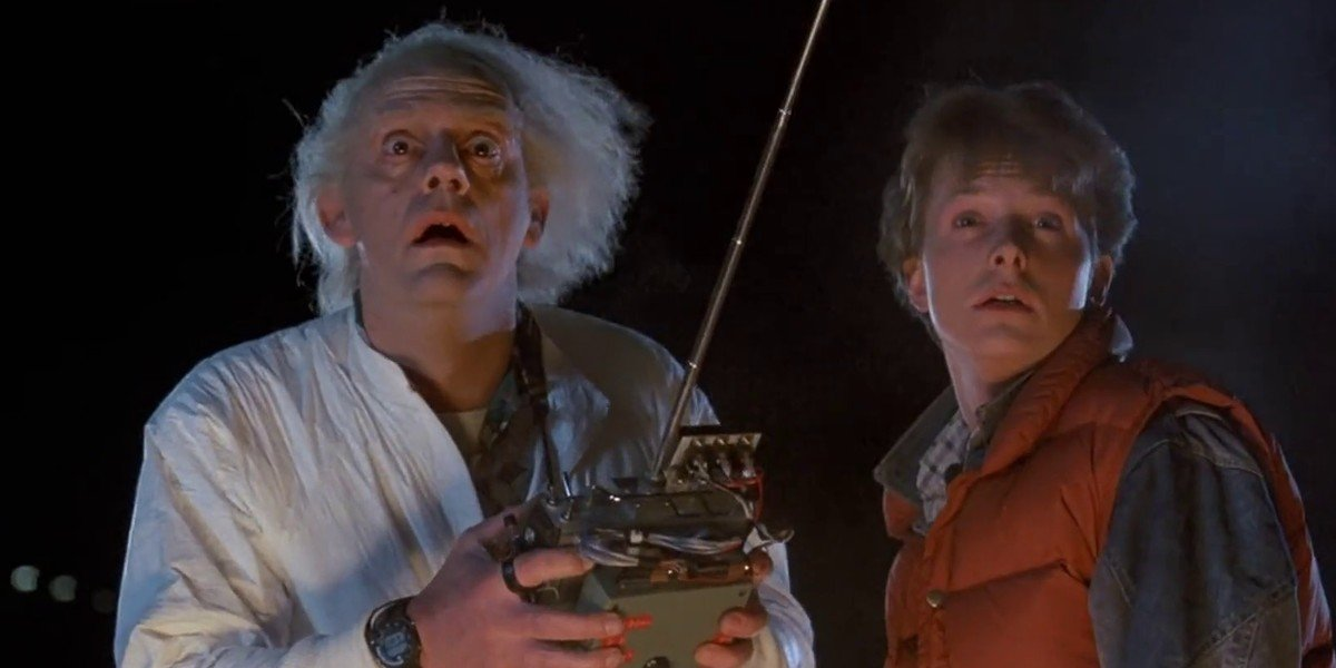 Back To The Future: 10 Crazy Differences Between The Final Movie And Its First Draft