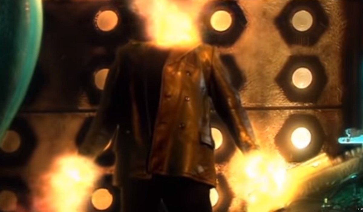 Christopher Eccleston Doctor Who