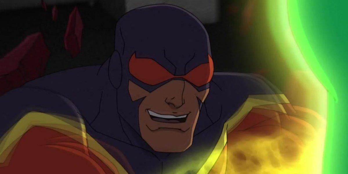 Jason Spisak as Speed Demon on Avengers Assemble