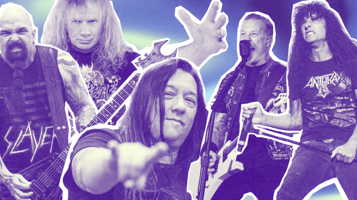 The 50 greatest thrash metal albums ever
