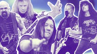 Thrash metal artists