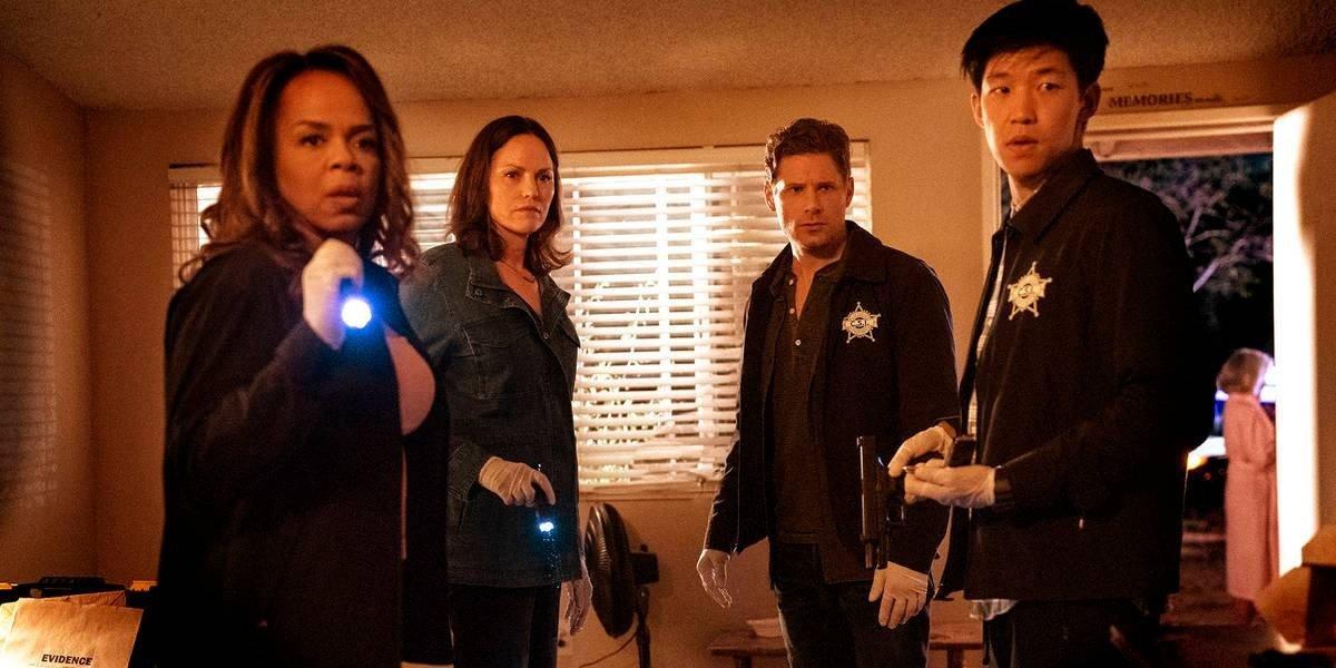 CSI: Vegas Cast