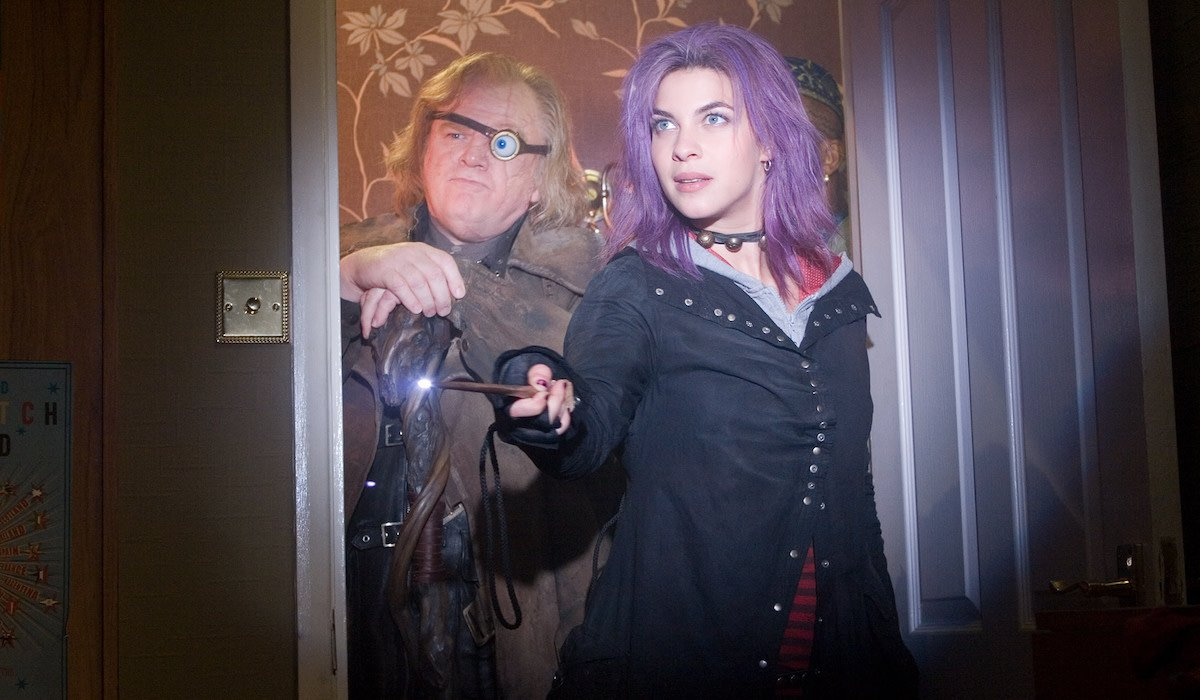 Natalia Tena as Nymphadora Tonks in Harry Potter