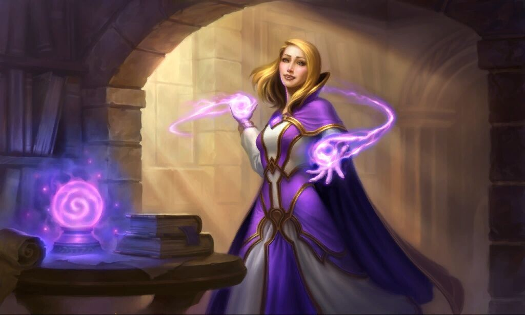 Are Hearthstone fans right to be mad about the new Mage portrait?