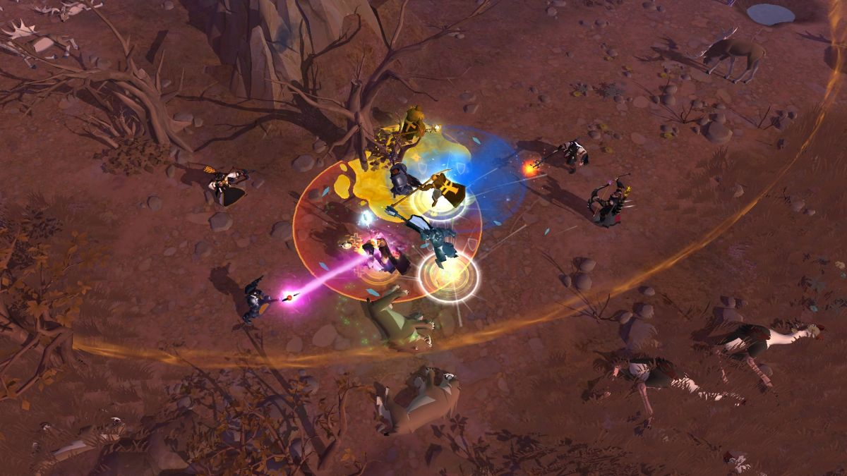 How Albion Online is making EVE's ruthless territory battles