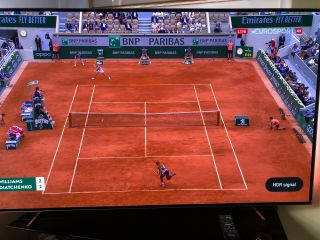 Virgin Media broadcasts French Open in 4K HDR, claiming a UK first