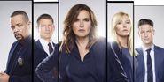 Law And Order: SVU Is Losing A Major Cast Member Ahead Of Season 21