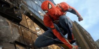 Spider-Man swings into action