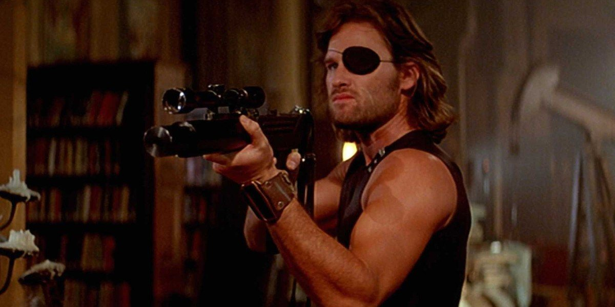 Kurt Russell - Escape From New York