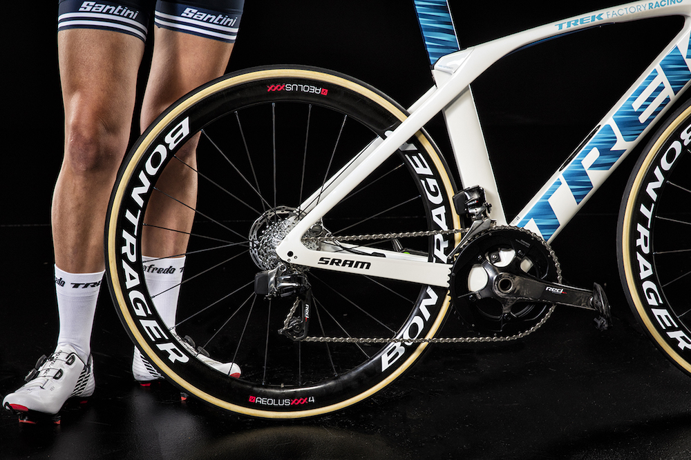 Trek-Segafredo switch from Shimano to SRAM from 2019