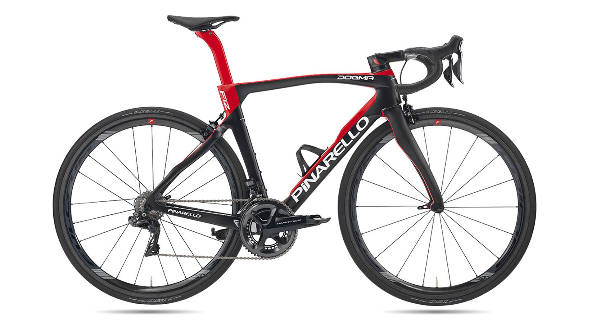 Best aero road bikes: Pinarello Dogma F12