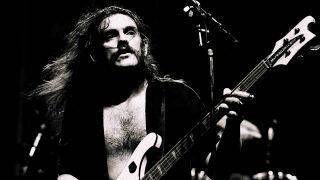 Lemmy onstage