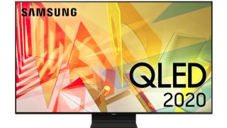 "Samsung 55"" Q90T 4K UHD QLED Smart TV"