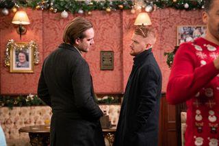 Coronation Street spoilers: Ali Neeson vows to the down Gary!