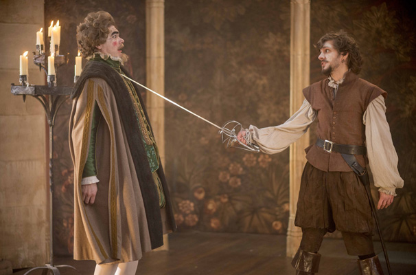 Bill film review horrible histories troupe turn for Best farcical movies