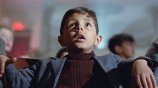 Salvatore Cascio in Cinema Paradiso