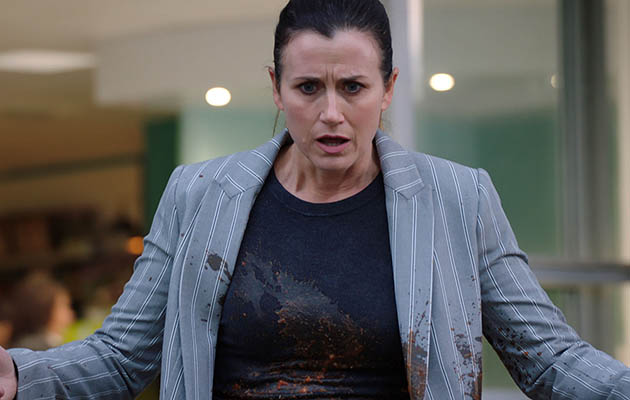 holby city ange assaulted