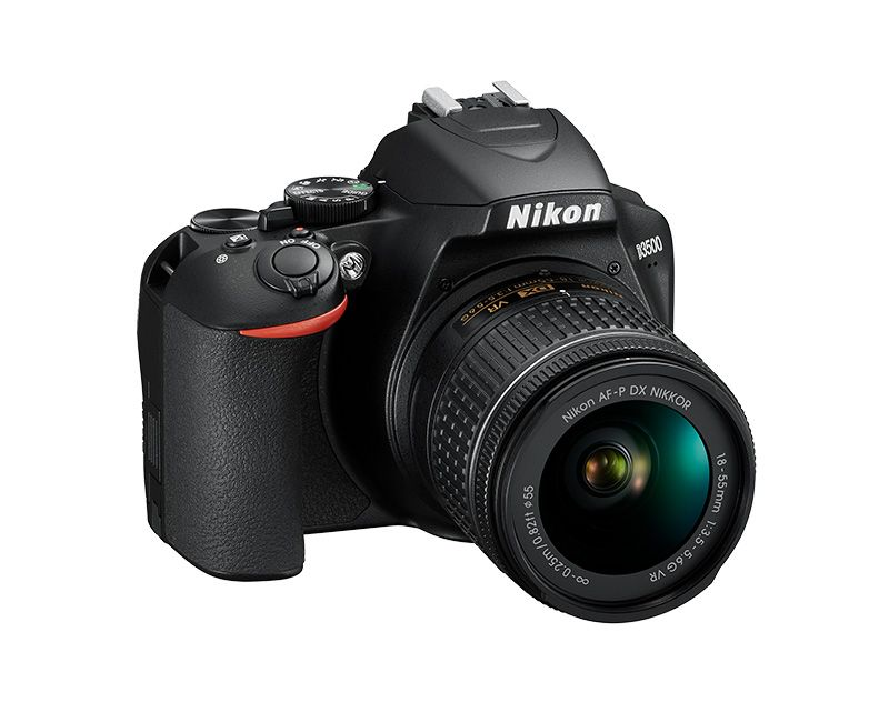 Nikon's D3500 is a complete redesign of its entry-level DSLR | TechRadar