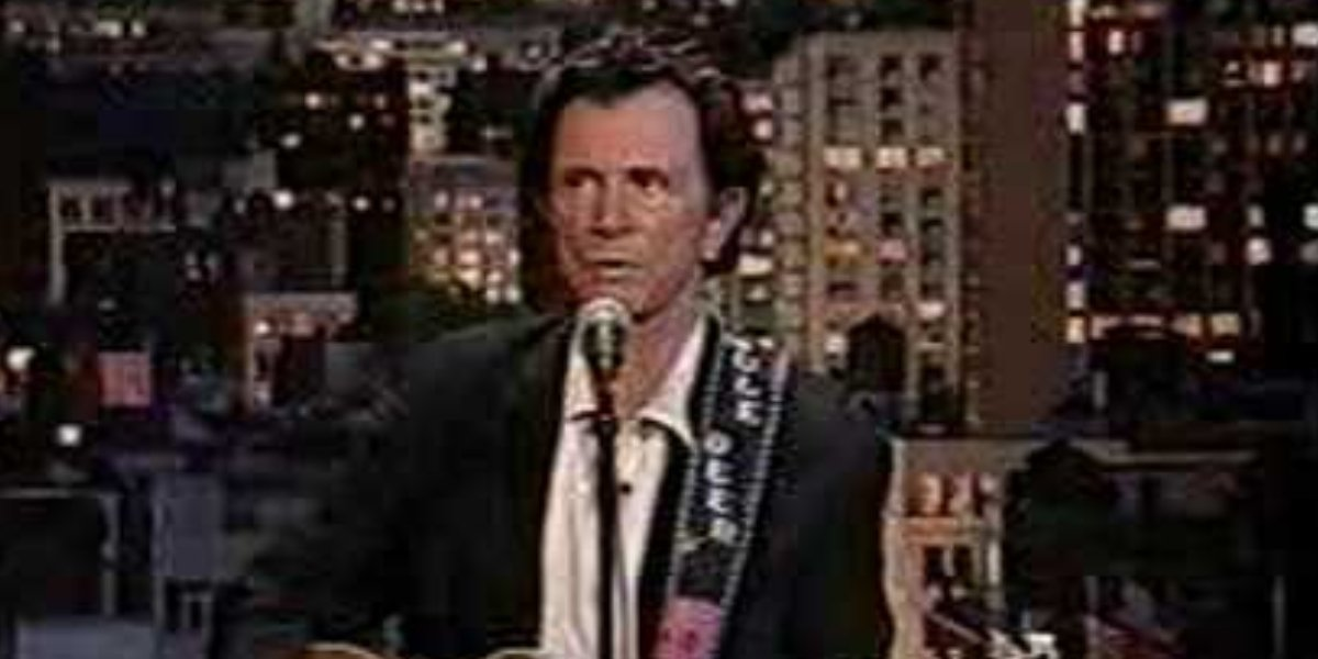 Gary Mule Deer on Late Show with David Letterman