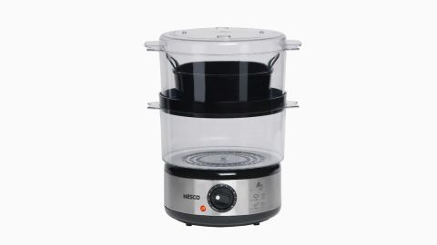 NESCO 5-Quart food steamer review