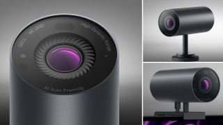 Dell's new Ultrasharp Webcam uses smart tech and takes inspiration from DSLR cameras