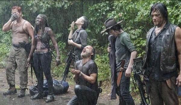 The walking dead cast season 5