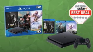 The incredible PS4 deal at Walmart is still live, saving you $100 on a 3-game PS4 Slim console bundle