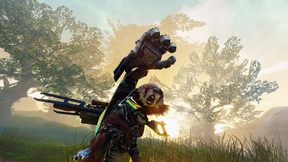 Biomutant patch notes confirm more high-rarity loot and a highly requested scrap button