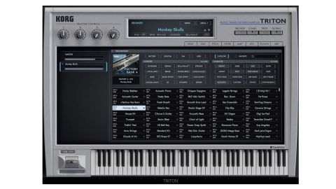 Korg Collection Triton review