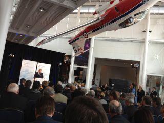 Canada Aerospace Review 1