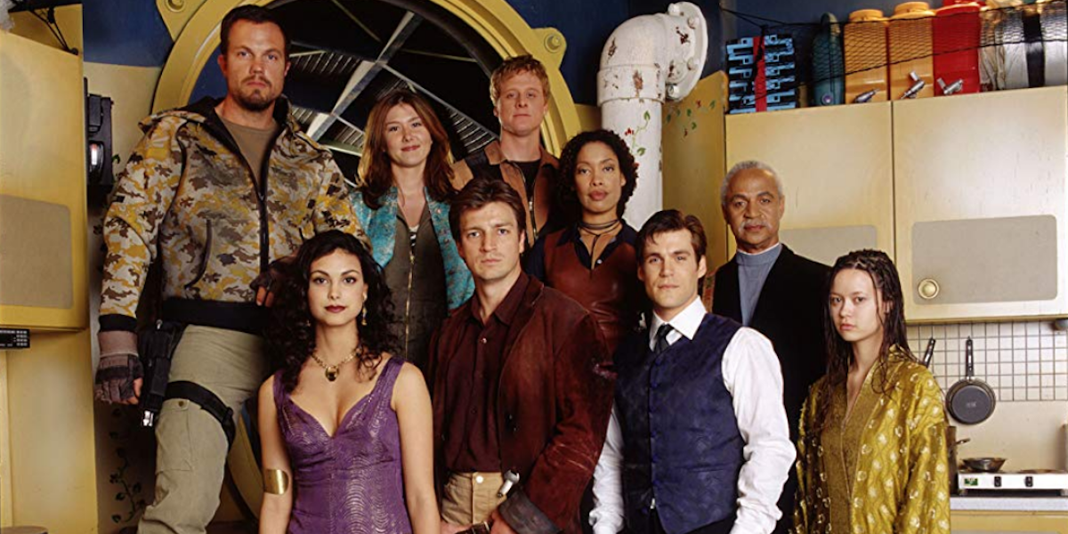 If Firefly Ever Comes Back, Here's What Morena Baccarin Wants for Inara