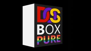 The DOSBox Pure logo