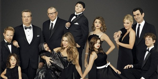 Modern Family Cast Modern Family ABC