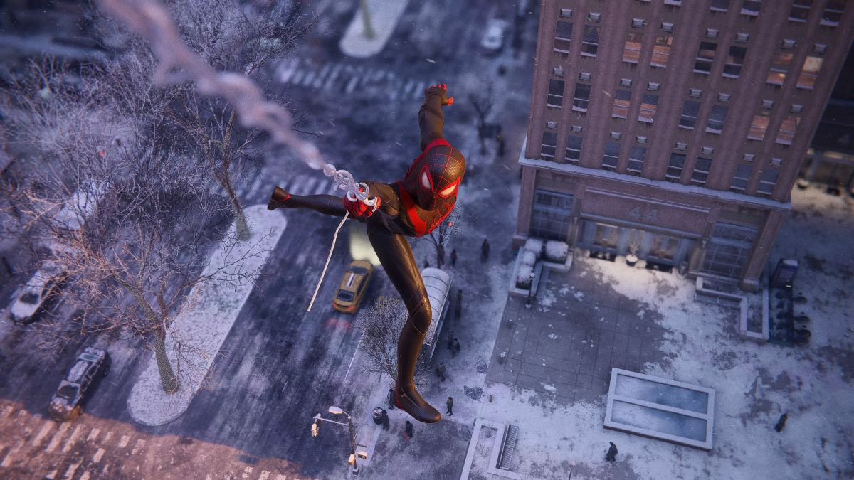 "Spider-Man: Miles Morales review: ""A great but short demonstration of what  PS5 can do"" 