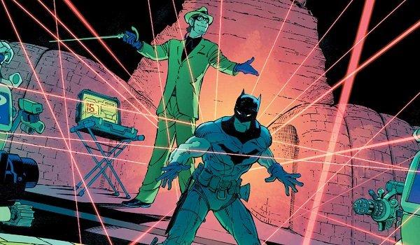 The Riddler Batman DC Comics