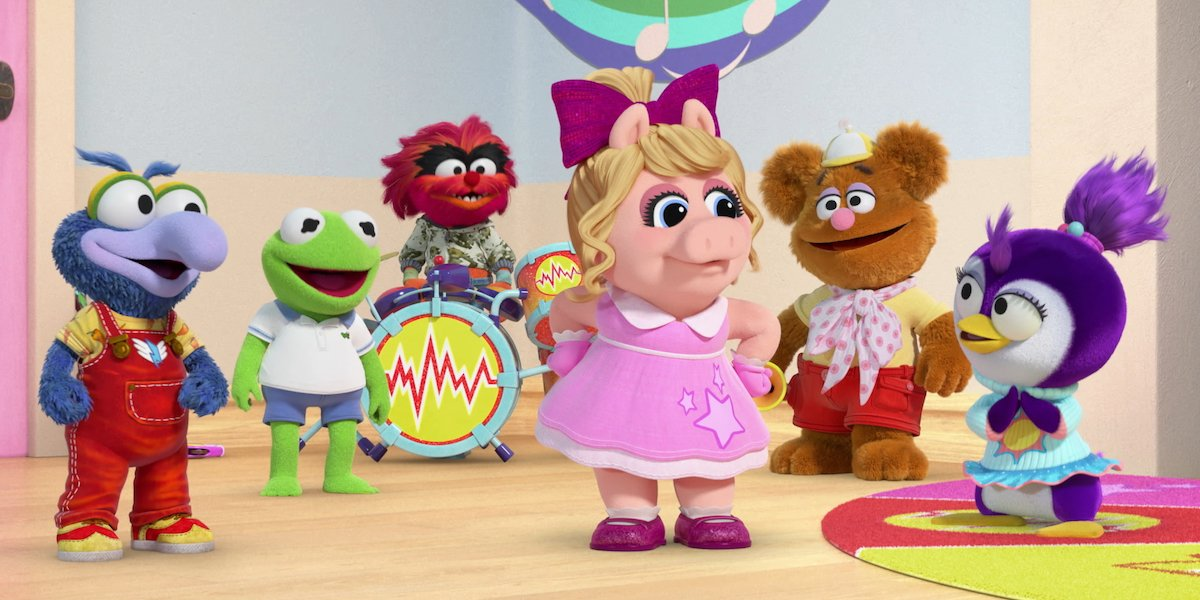 muppet babies season 2 miss piggy kermit gonzo summer fozzie animal