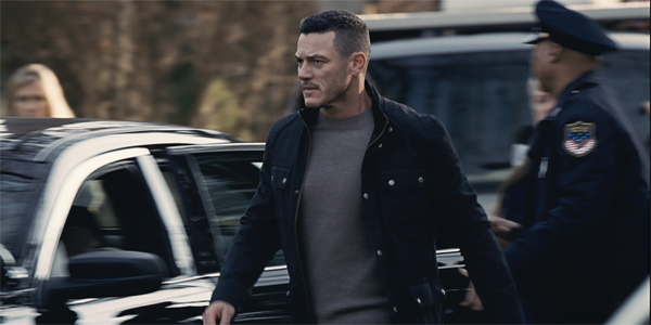 Luke Evans The Girl On The Train