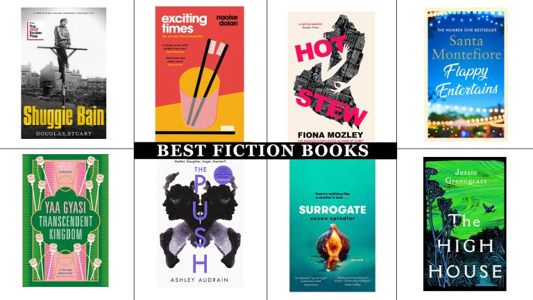 Best fiction books selection