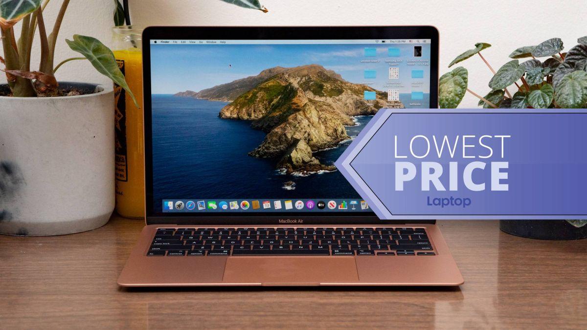 MacBook Air gets $100 price cut ahead of Apple's big event