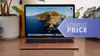 Apple MacBook Air hits all time low price