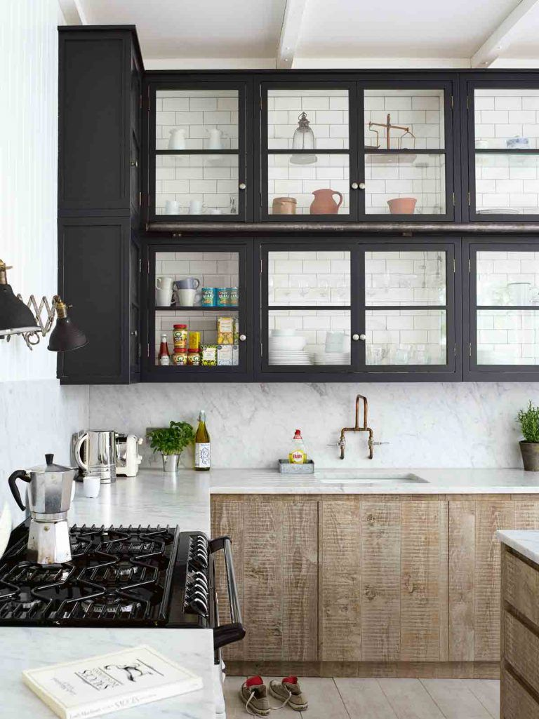 Get inspired by these cool kitchen tile ideas
