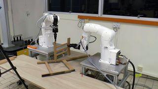 Ikea robots